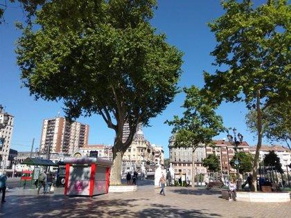 Jornada de cambio este jueves en Euskadi, con temperaturas altas y nubes que irán a más por la tarde