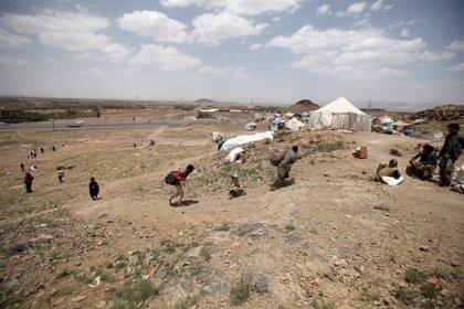 Al menos seis muertos por ataques de la coalición saudí sobre la capital de Yemen