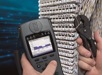 intec presents ARGUS G.fast testers for 212 MHz and new accessories at ANGA COM