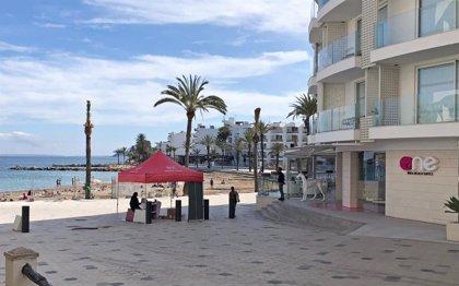 PxE assegura que personal de l'Ajuntament d'Eivissa fa campanya a favor del PSIB en horari laboral