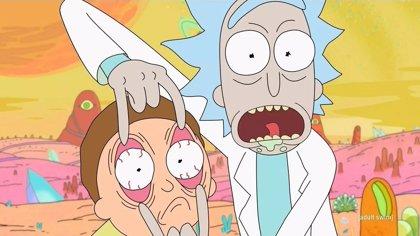 La cuarta temporada de Rick y Morty ya tiene fecha de estreno
