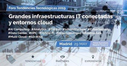El próximo Foro @asLAN pone el foco en las grandes infraestructuras digitales y entornos Cloud