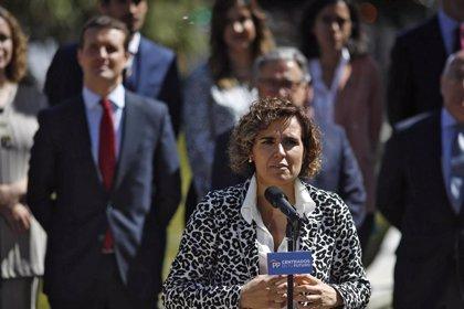 """PP considera una """"trampa de trileros"""" el veto a Iceta: """"Es un divorcio fingido entre Sánchez y los independentistas"""""""