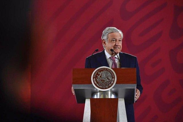 """López Obrador anuncia la creación de un """"instituto Robin Hood"""" para devolver lo robado a los mexicanos"""