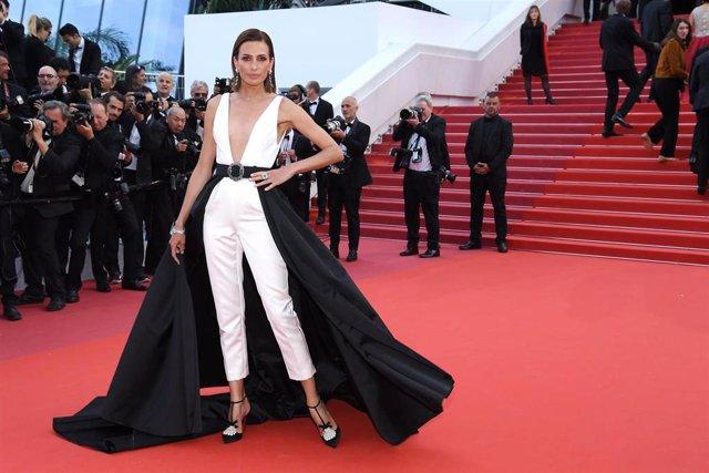 Nieves Álvarez, Bella Hadid y Amber Heard deslumbran en el arranque de Cannes