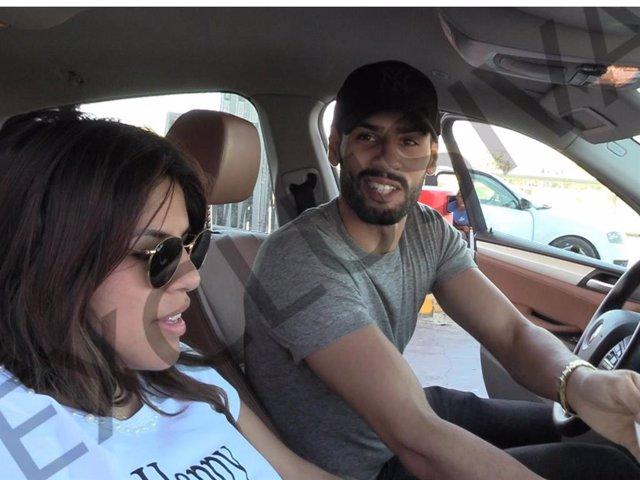 Chabelita apoya públicamente a Omar Montes en la discusión que tuvo con su madre