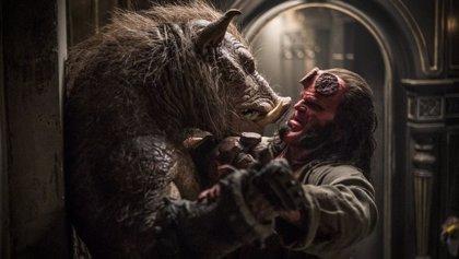 'Hellboy', la nueva película de Charlize Theron y la comedia francesa 'Un hombre fiel', estrenos de mañana