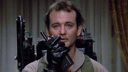 """Bill Murray no descarta volver a Cazafantasmas: """"Gracias a la franquicia, pagué la universidad de mi hijo"""""""