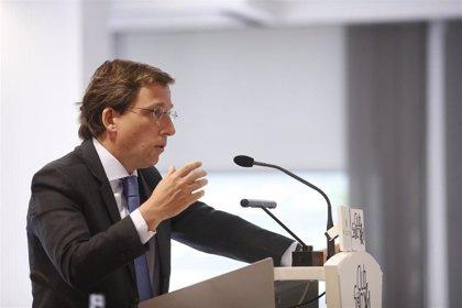 """Almeida asegura que Vox no tiene """"ni capacidad, ni estructura ni conocimiento para la ciudad de Madrid"""""""