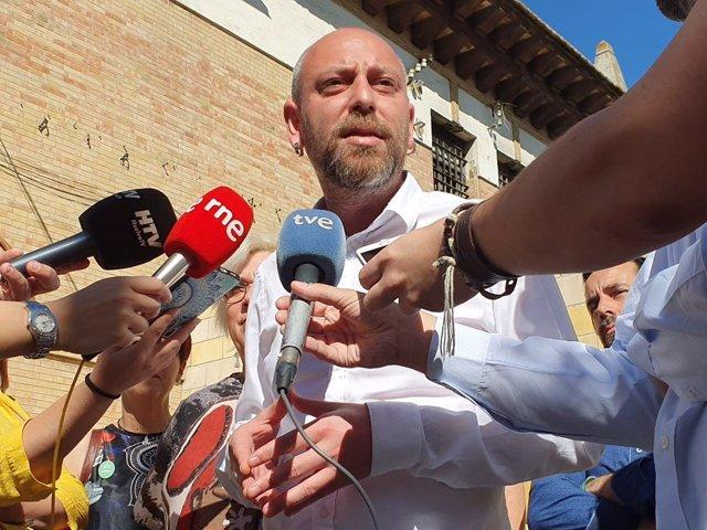 """26M.- Alba (IU) Pide Apelar Al """"Antifascismo"""" Para """"Defender En Europa Los Valores De Igualdad, Libertad Y Justicia"""""""