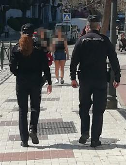 Málaga.- Sucesos.- La Policía Nacional alerta de una nueva estafa telefónica de falsas empresas de electricidad