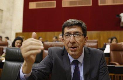 """Vox pide a la Junta que no deje de apoyar la Feria de Abril en Cataluña y Marín señala su """"gran potencial turístico"""""""