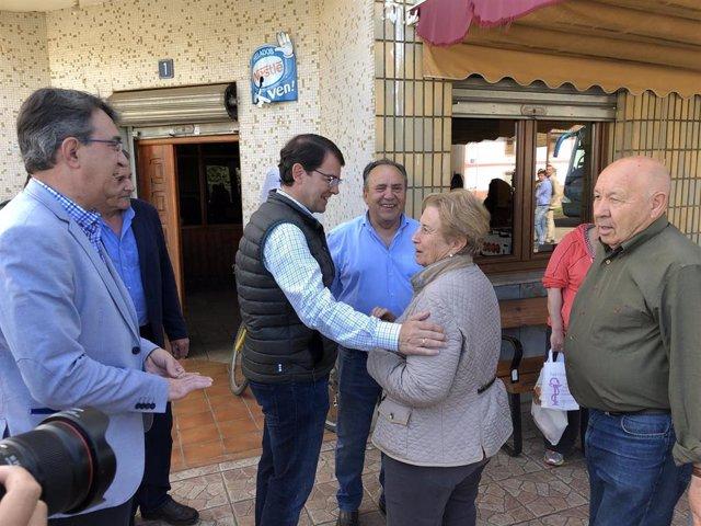 """Mañueco pide a Sanidad una investigación de las oposiciones de enfermería """"con la máxima celeridad y transparencia"""""""