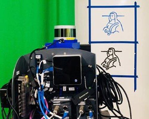 Un algoritmo permite a un robot imitar cómo escribe cualquier persona