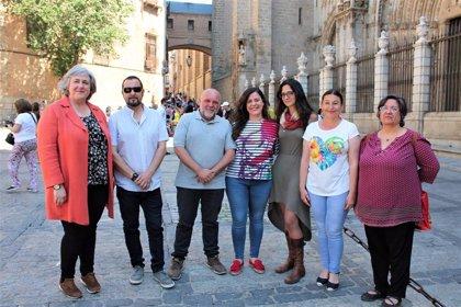 Fernández (Unidas Podemos) formará al personal del Ayuntamiento de Toledo en materia LGTBI si es alcalde