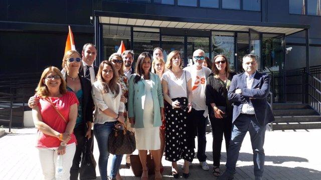 26M.- Villacís Eliminará Si Es Alcaldesa El Comité De Ética De La Policía Municipal De Madrid