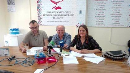Los nueve aspirantes a la Alcaldía de Albacete se enfrentarán en un debate electoral en el campus el próximo lunes