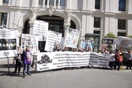 La PAH Madrid se desvincula de los escraches a Villacís y Almeida en la Pradera de San Isidro