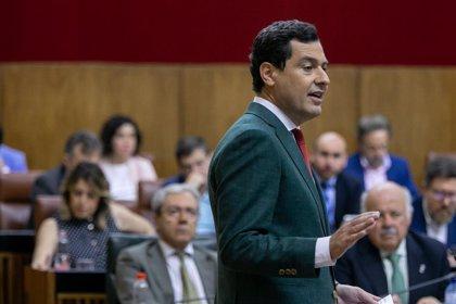 """Vox asegura que """"no cree en el Estado autonómico"""" y Moreno le reclama apoyo para exigir 4.000 millones de financiación"""