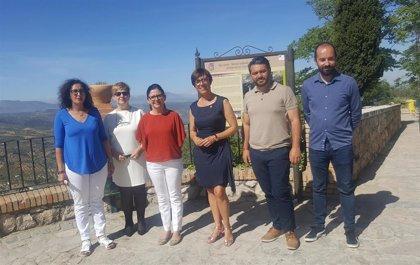 El Gobierno aportará 350.000 euros del 1,5% cultural para culminar la recuperación del Castillo de Archidona