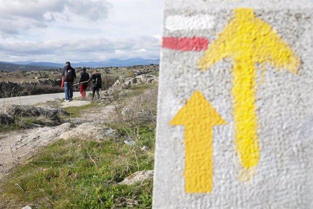 Un 'GPS auditivo' para hacer accesible el Camino de Santiago a personas con discapacidad visual