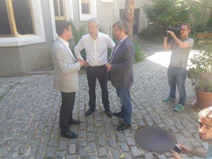 """Garicano (Cs) señala que el rechazo a que Iceta sea senador muestra el """"fracaso"""" del PSOE al """"ceder al separatismo"""""""