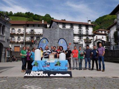 Este sábado se celebra la carrera por montaña EHME Mendi Erronka con el reto, este año, del cuidado del medio ambiente