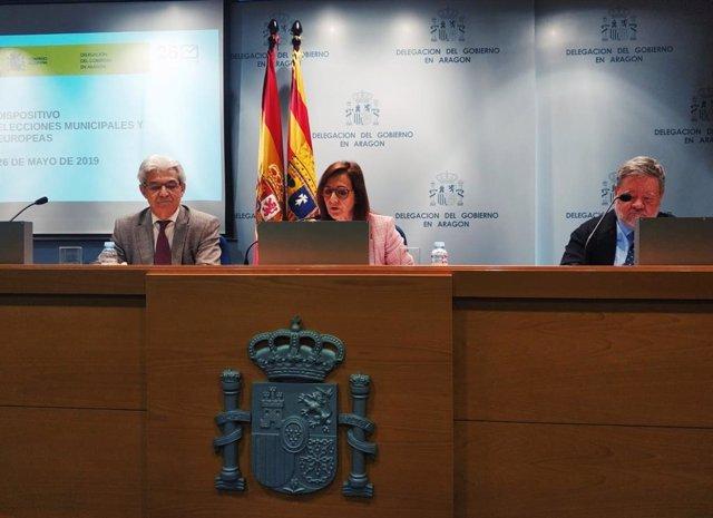 26M.- Más De 990.000 Personas En Aragón Están Llamadas A Votar En Las Próximas Elecciones Municipales