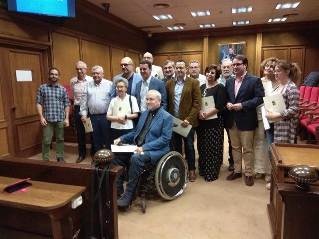SaboresAlmería.-Nueve entidades sociales y culturales reciben 54.000 euros de Diputación para impulsar sus proyectos
