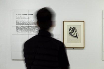 La relación de Matisse con el grabado y el blanco y negro, protagonista de una exposición en la Fundación Canal