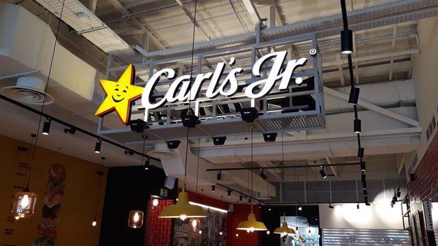 COMUNICADO: La cadena de hamburguesas americana Carl's Jr. Llega a intu Xanadú