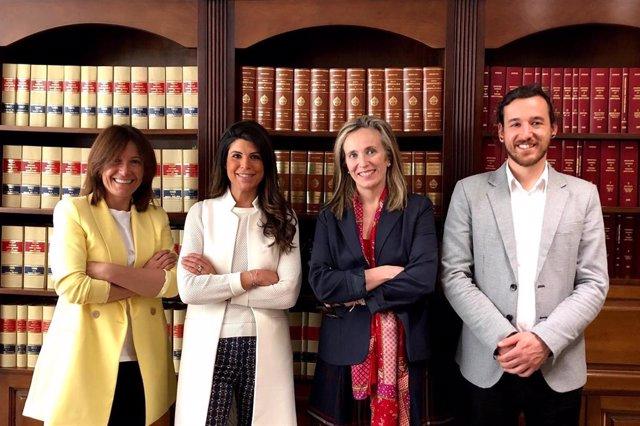 S3.- El Gobierno firma un convenio con la Asociación de Jóvenes Empresarios de Navarra para impulsar el emprendimiento