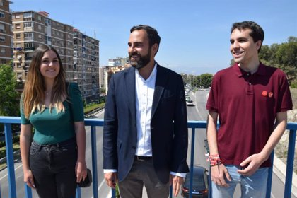 PSOE plantea el soterramiento de la rotonda de Valle-Inclán en su cruce con Carlinda y Martínez de la Rosa