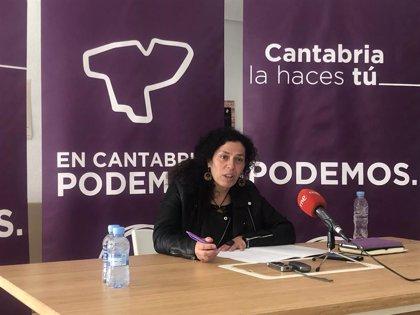 """Rodero (Podemos) destaca que el sector de la dependencia """"es estratégico"""""""