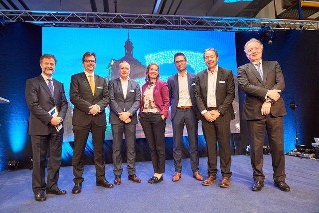 Economía/Empresas.- Grupo Antolin inaugura la planta y el centro técnico de Bamberg, Alemania