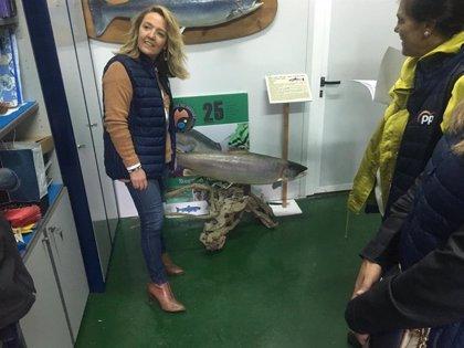 """""""El PP tiene el mejor programa para defender la caza y apostar por la pesca"""", afirma Teresa Mallada"""