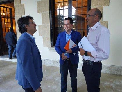 El Colegio de Arquitectos de Málaga contacta con partidos políticos para conocer sus propuestas en urbanismo y vivienda