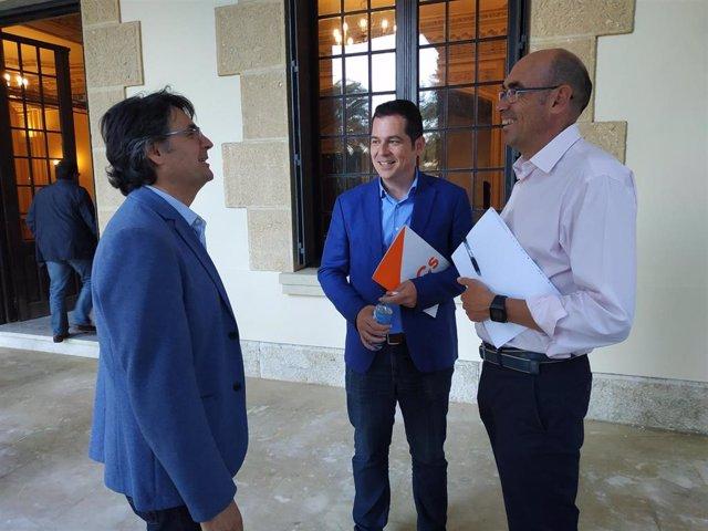 Málaga.- 26M.-El Colegio de Arquitectos inicia una ronda de contactos para conoer las propuestas de urbanismo y vivienda