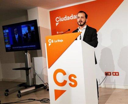 Ciudadanos propone crear una Oficina contra el Fraude y la Corrupción en La Rioja