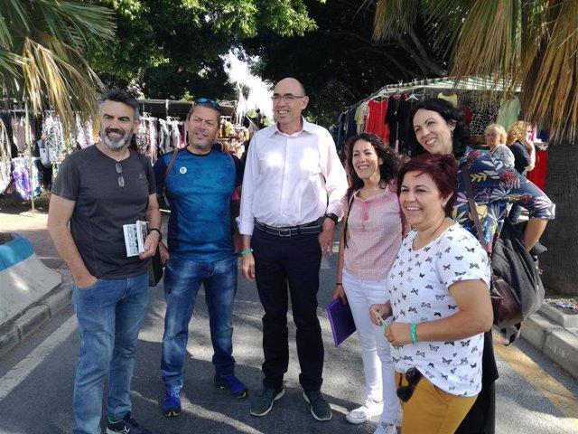 Málaga.- 26M.- Adelante Málaga dice que invertirá 200 millones en los barrios