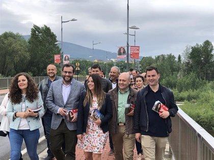 """26M.- Ibán García se compromete a """"movilizar"""" recursos de Europa para """"dar una oportunidad"""" a las cuencas mineras"""