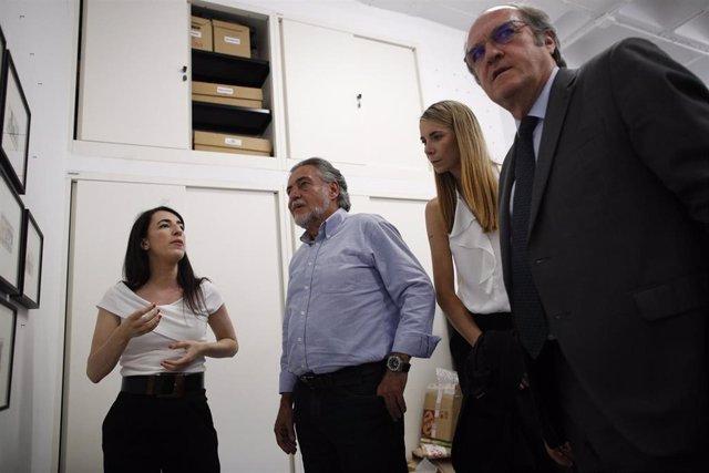 Los candidatos del PSOE a la Alcaldía y Presidencia de la Comunidad de Madrid vi