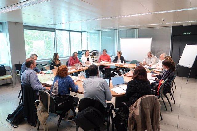 La Mesa Sectorial de Educación aborda la creación de nuevos equipos de innovación de Formación Profesional