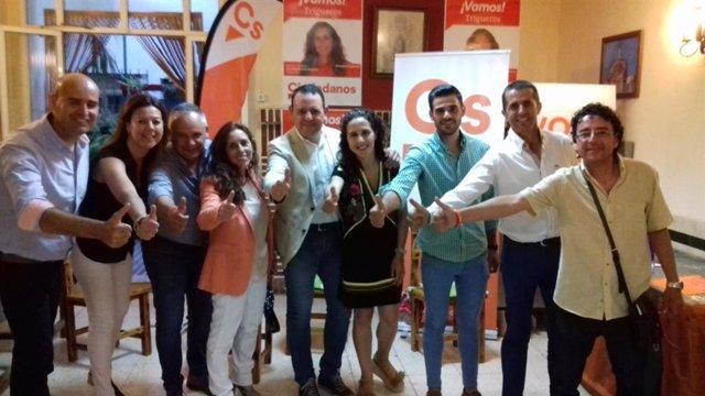 """Huelva.- 26M.- Cs propone elaborar un Plan de Desarrollo local para """"combatir el desempleo"""" en Trigueros"""