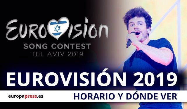 Eurovisión 2019: Horario y dónde ver la Final del Festival con Miki y La Venda