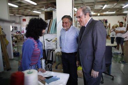 Pepu Hernández apuesta por dar facilidades y dotar de espacios de creación a los artistas