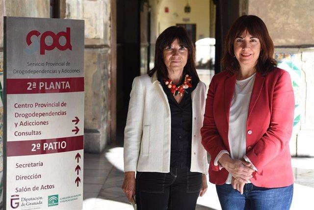Granada.- Aumentan los casos de adicción a las drogas y el juego patológico en la provincia