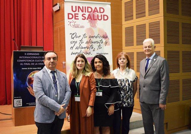 Huelva.- La UHU acoge las II jornadas internacionales de competencia cultural al final de la vida