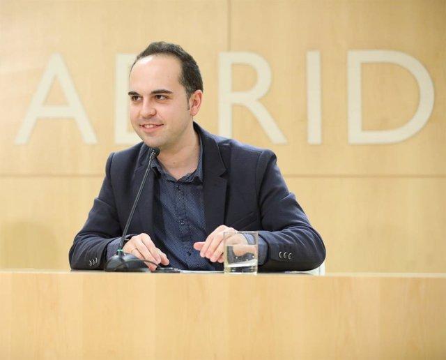 """Calvo destaca que grandes actuaciones urbanísticas salen adelante por """"inmensa mayoría"""" en plenos tras críticas de Mato"""