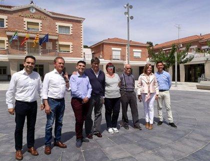 Aliaga (PAR) garantiza el compromiso del PAR con el progreso de Aragón